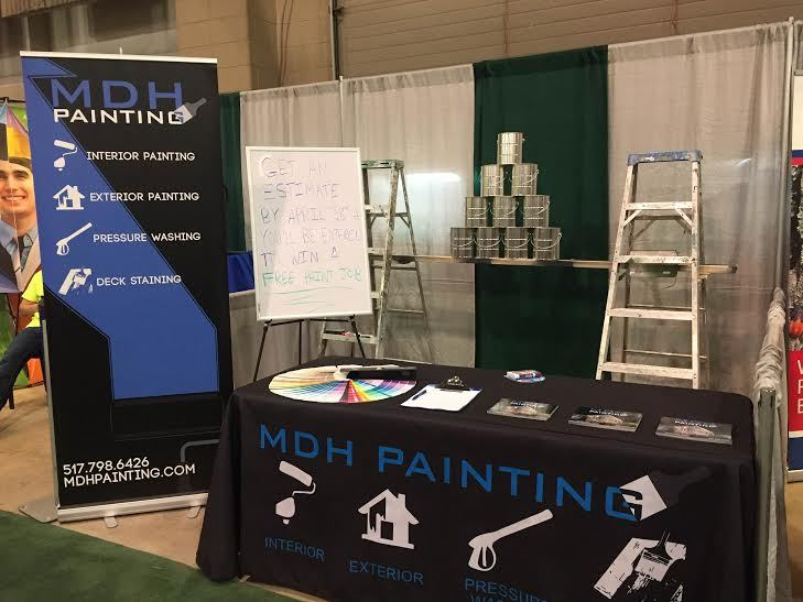 How to Make Home Show Marketing Work for Your Painting