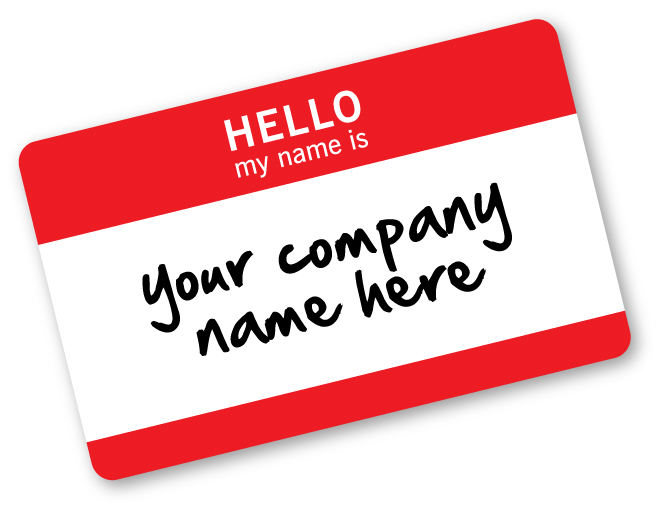 How to name your painting company, what's in a name